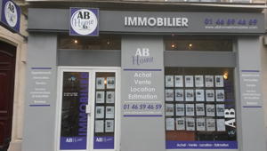 logo Ab home immobilier
